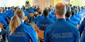 Ausbildung bei der Polizei: Schiessen und Psychologie