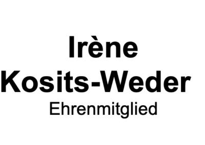 Irène Kosits-Weder