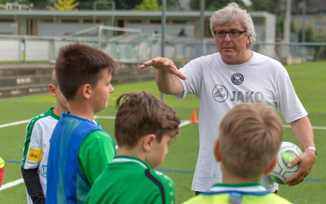 Q-Treff: Auch Trainer brauchen Training